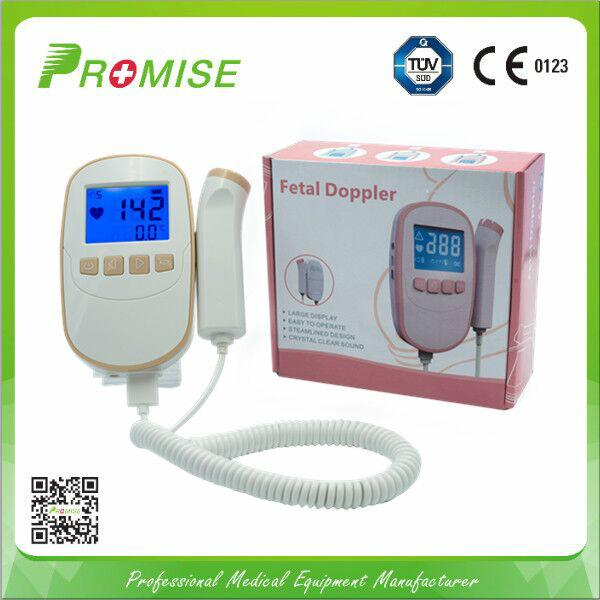 Home Care Fetal Heart Rate Fetal Doppler (PRO-FD20) 3