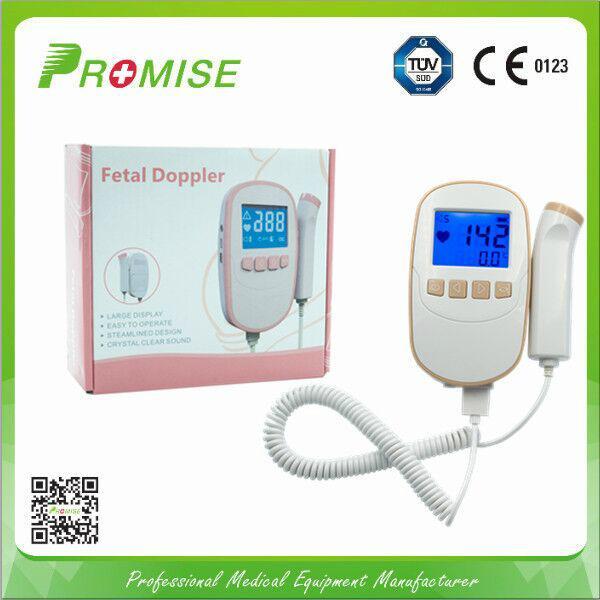 Home Care Fetal Heart Rate Fetal Doppler (PRO-FD20) 4