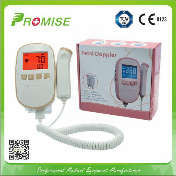 Home Care Fetal Heart Rate Fetal Doppler (PRO-FD20) 5