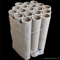 CE certificated 19 shots 1.4G consumer fireworks battery of short tubes
