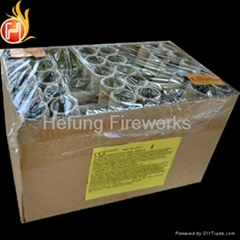 30 shots CE combination of short tube and mine 1.4G fireworks wholesale