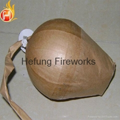 CE Certificated 4 inches Red Iron Tree display shell fireworks for sale