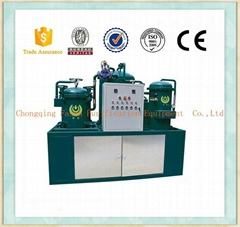 Fully-automatic System Waste fuel oil filter machine