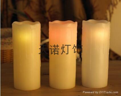 流泪造型电子蜡烛灯 1