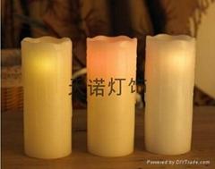 流淚造型電子蠟燭燈