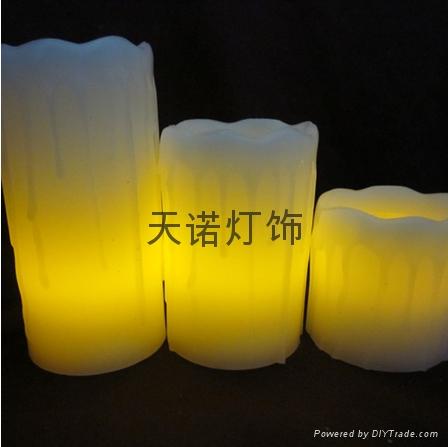 流泪造型电子蜡烛灯 2