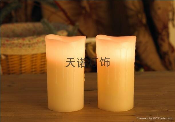 流泪造型电子蜡烛灯 3