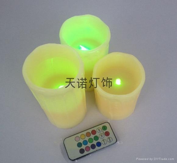 流泪造型电子蜡烛灯 5