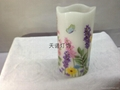 花样水贴纸蜡烛灯 5