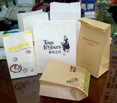 印刷广告包装袋