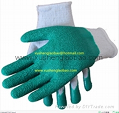 knit latex foam safety g