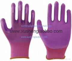 13gauge nyloyn safety glove