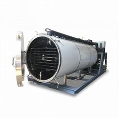 上海15平方凍乾麵積 果蔬凍干機 海鮮水產品凍干設備