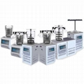 实验室真空冷冻干燥机,实验室冻干机 1