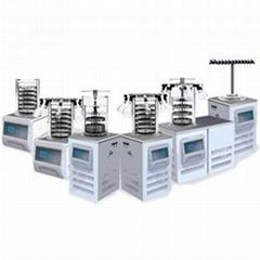 实验室真空冷冻干燥机,实验室冻干机