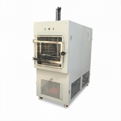 1平方凍干機TF-SFD-10壓蓋型