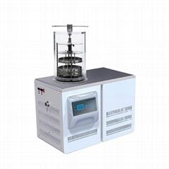 實驗型冷凍乾燥機TF-FD-27S壓蓋型