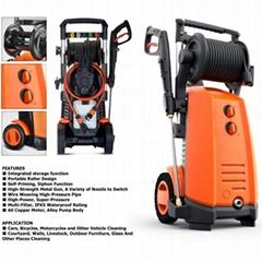 High Pressure Washer 3000w Super Power Garden Cleaning Machine
