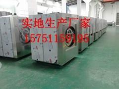 美滌洗滌機械廠供無塵服清洗機、工業烘乾機、洗脫兩用機、燙平機