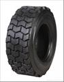 Skidsteer (Rim-Guard) tubetess tires