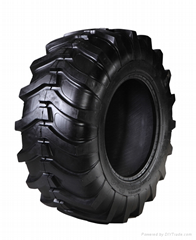 Industrial Tractor Tubeless Tires R4B
