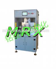 Supercapacitor grooving machine