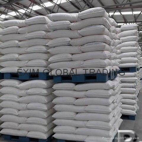 Refined White Cane Sugar - ICUMSA 45 RBU (Brazil) 1