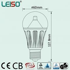 莱硕LED灯球泡SCOBE27螺口正品厂家 可定制