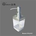 臺式304不鏽鋼皂液器 3