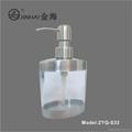 臺式304不鏽鋼皂液器 4