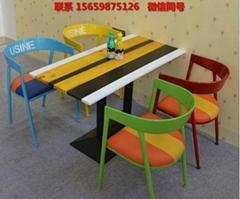 銷售咖啡廳休閑桌椅