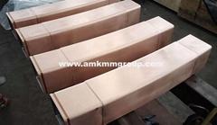 Billet copper mould tube