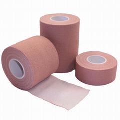 25/50/75MM*4.5M Light Elastic Adhesive Bandage Cotton EAB Sports Tape