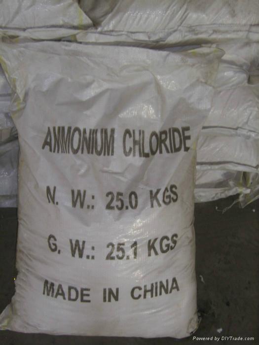 Ammonium Chloride 1