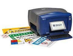 华松科技贝迪标识标签打印机