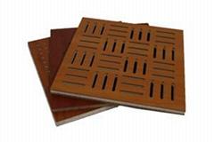 佛山天戈孔木穿孔吸音板吸音材料厂家直销