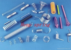 manufacturing coil helical compression spring for sale