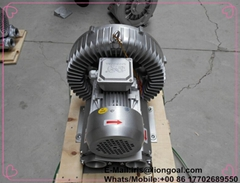 centrifugal electric ring blowers with motor