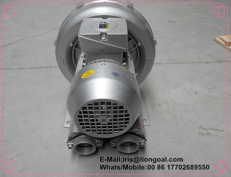 Centrifugal Electric Ring Blowers With Motor 2lg420