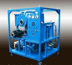 High Vacuum Transformer Oil Filtration Machine