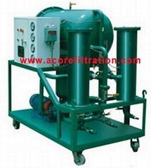 Coalescing Type Diesel Fuel Oil Filter Machine
