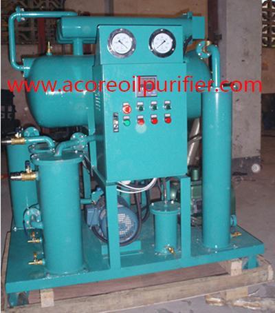 DVTP Vacuum Transformer Oil Purifier Machine 1