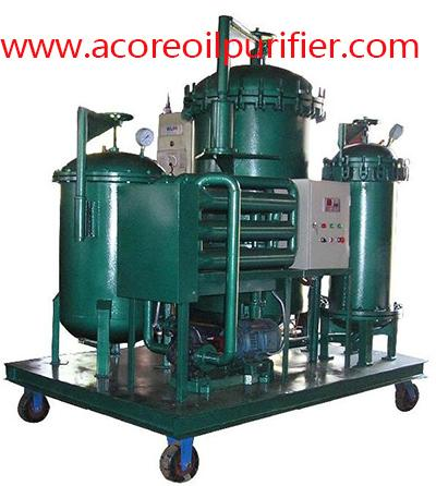 Waste Lubricating Oil Purification Systems 1