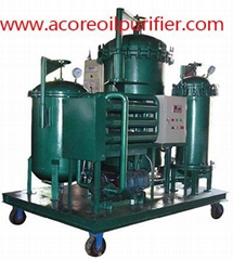 Waste Lubricating Oil Purification Systems