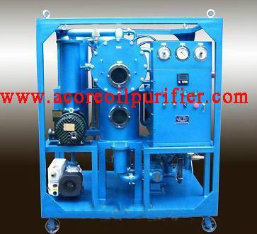 High Vacuum Transformer Oil Filter Machine 1
