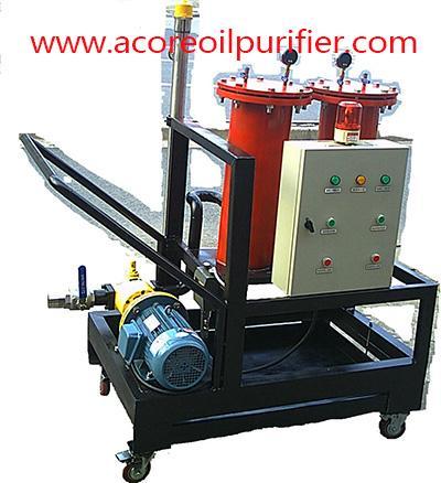 PT Mobile Portable Oil Filter Machine 1