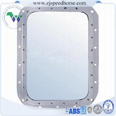 Marine Aluminum Fixed Rectangular Window