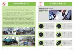 Wenzhou shundeng electric co., LTD