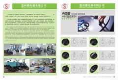 Wenzhou shundeng electric co., LTD