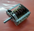 Rotary switch gear switch shundeng switch the oven switch 2